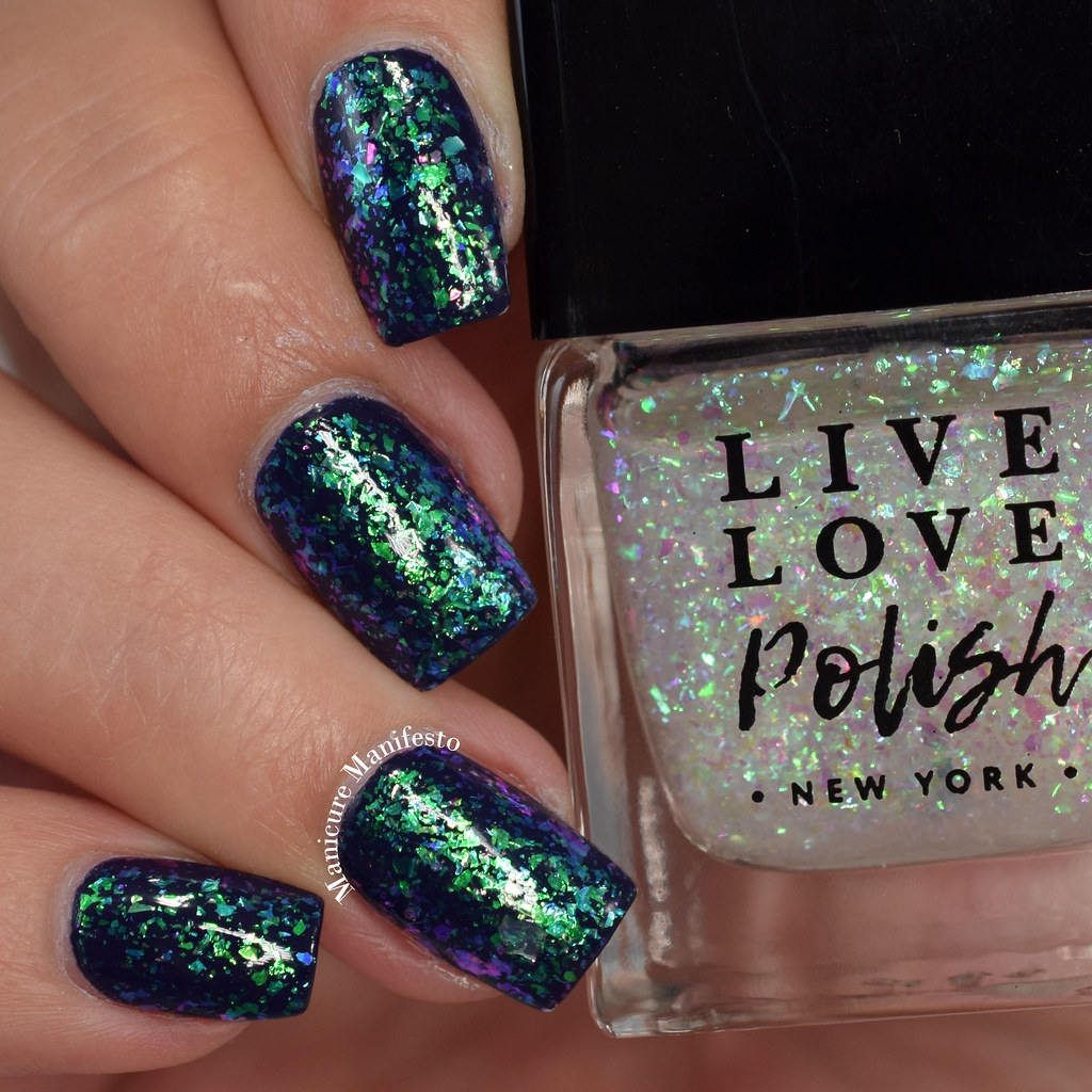 Live Love Polish Chimera swatch