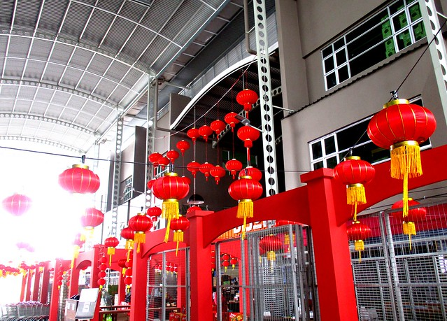 CNY lanterns 2