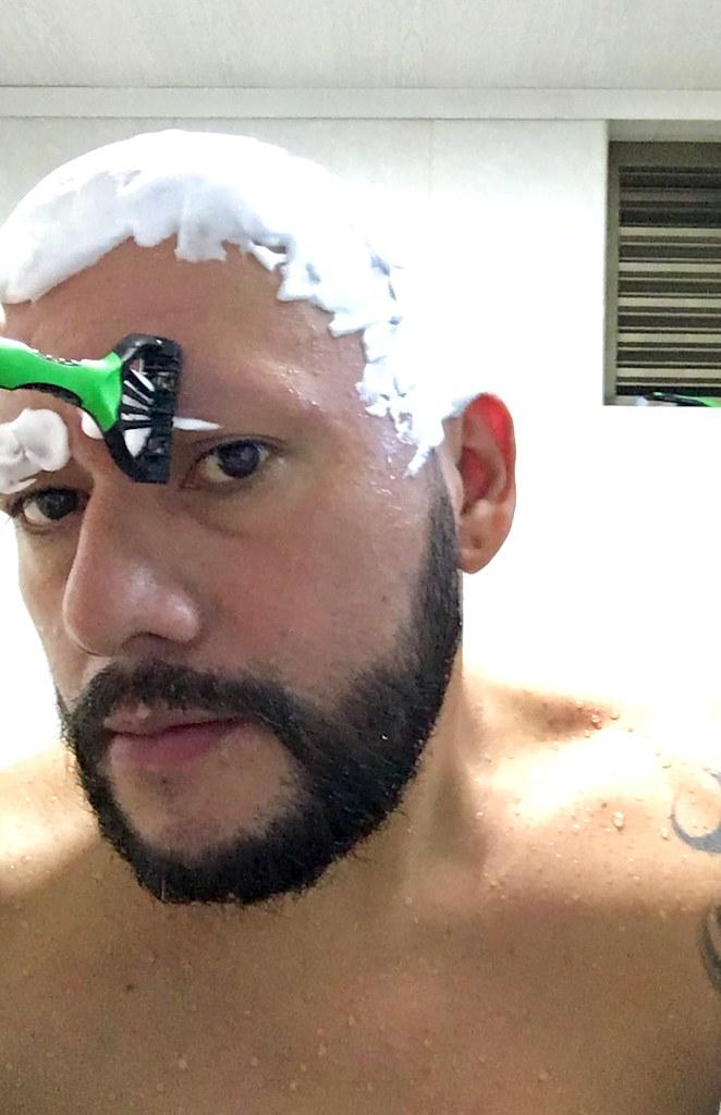 Shaving Eyebrows Shaving All Flickr