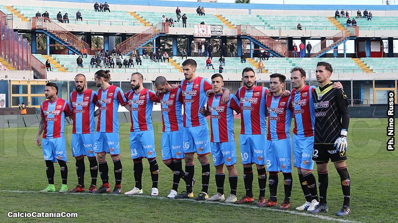 Lecce-Catania: probabili formazioni