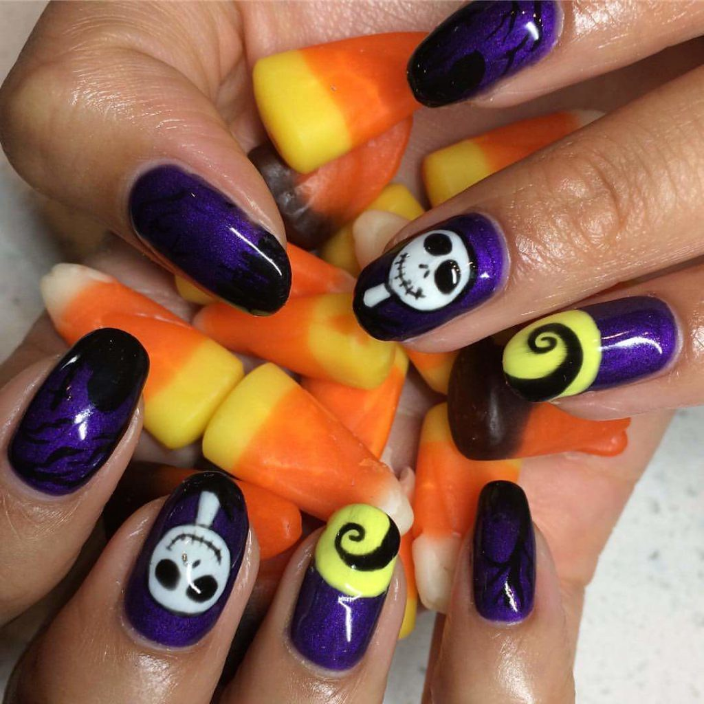 Vibrant And Bold Nail Art Design For Women For The Perfect Flickr