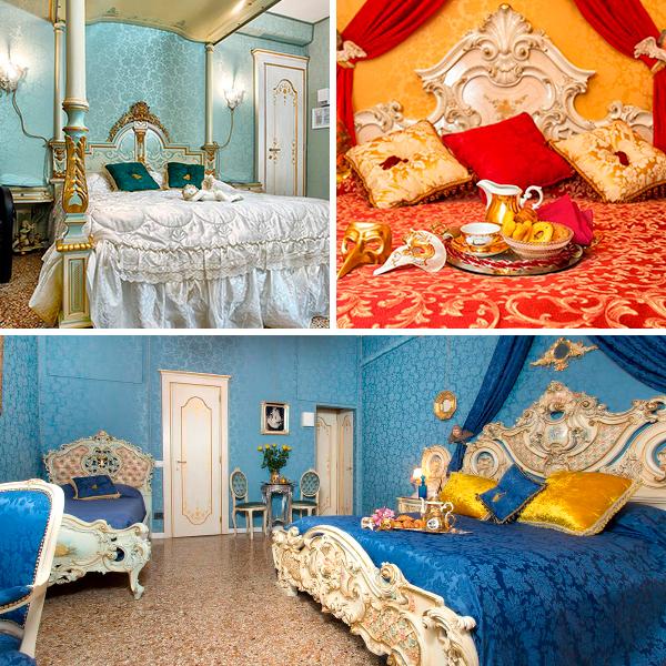 Scalon del Doge, de los alojamientos más baratos de Venecia en relación calidad-precio