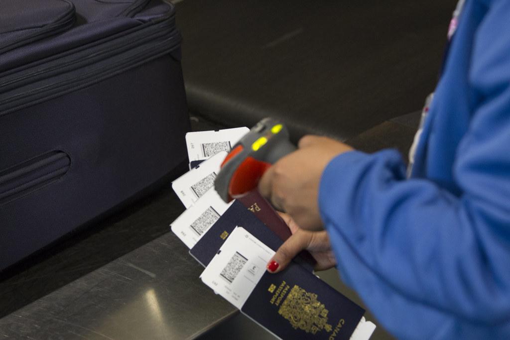 CBP International Travel Preclearance Operations in Canada