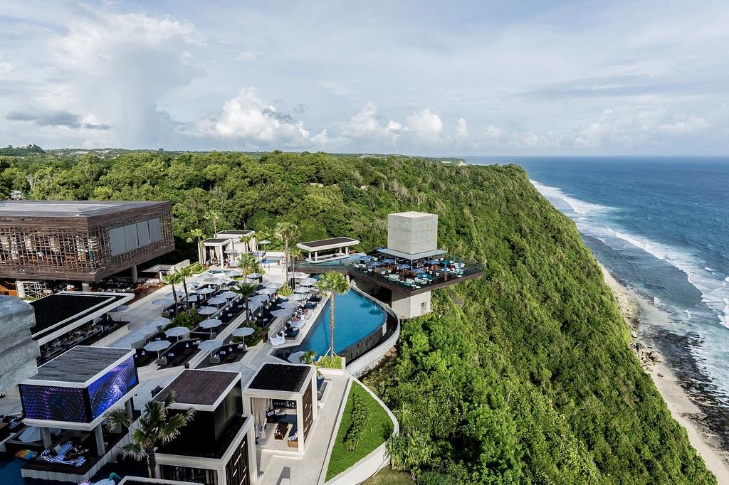 Omnia Dayclub Bali Tourism
