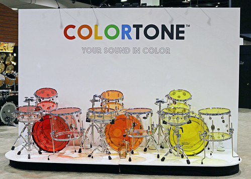 Drums - Remo Colortone (1) | by Bluejay_SB