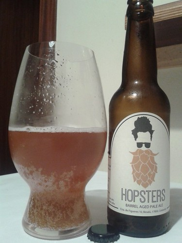 Hopsters Barrel Aged Pale Ale | by pep_tf