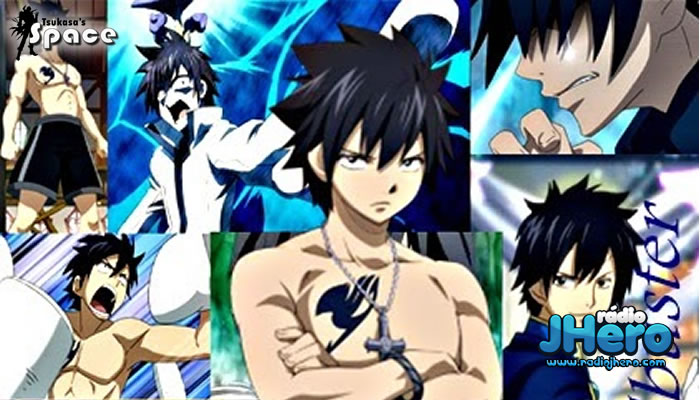 gray de fairy tail