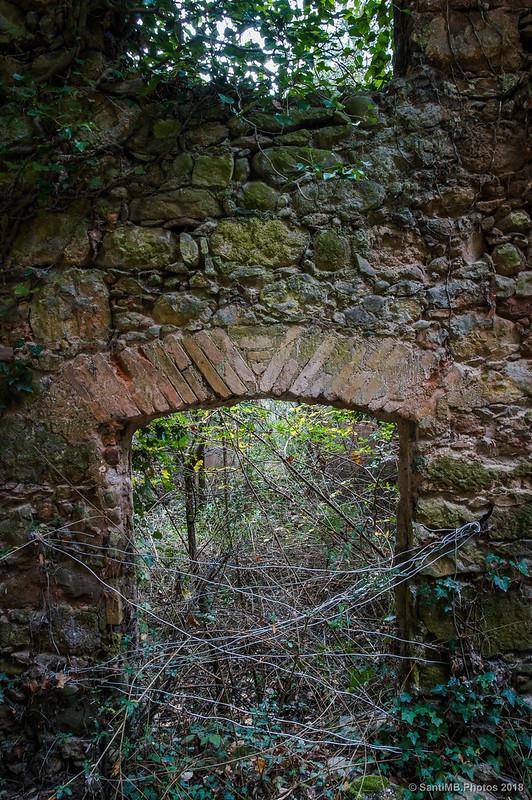 Ruinas del Molinot de Pedret
