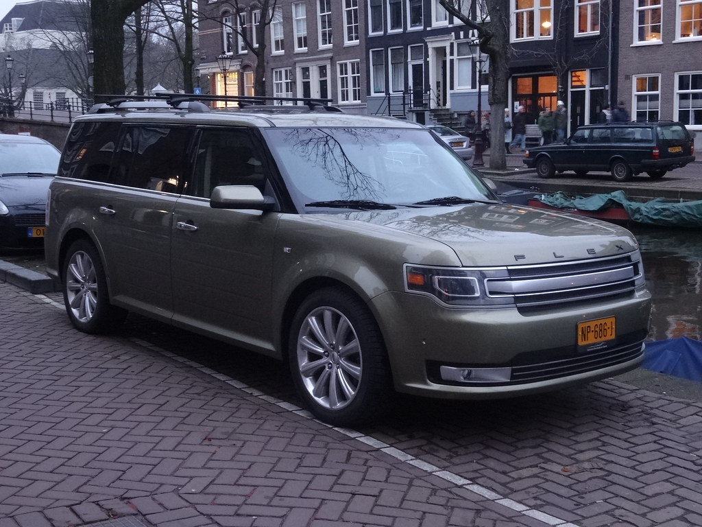 Ford Flex By Harry_nl