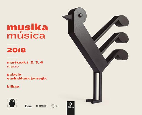 Musika-Música 2018