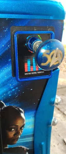 custom Star Trek Knob