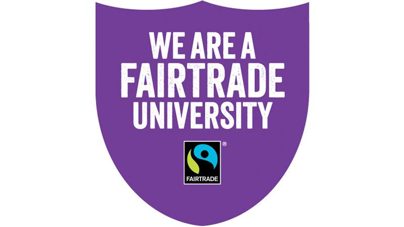 Fairtrade University logo