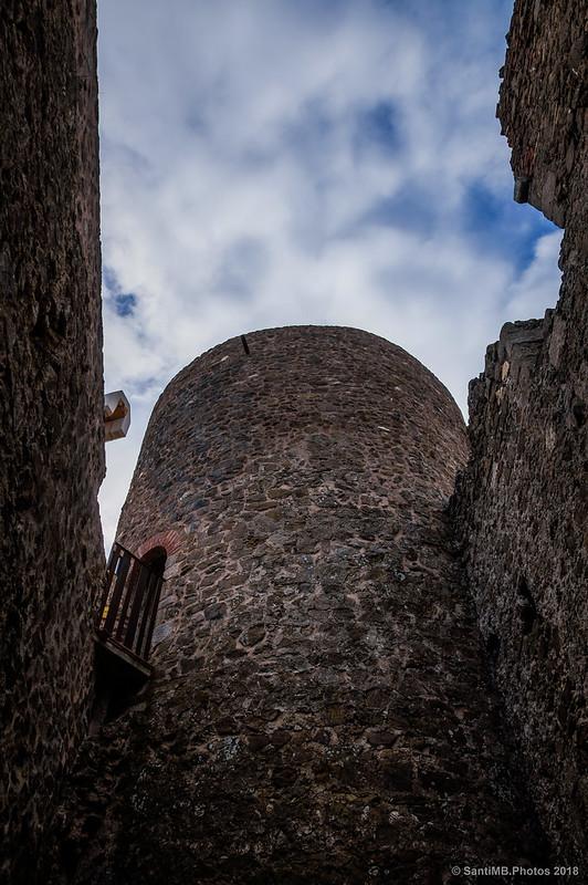 Torre del Homenaje del Castell de Montsoriu