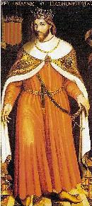 Retrato del rey Jaime I.