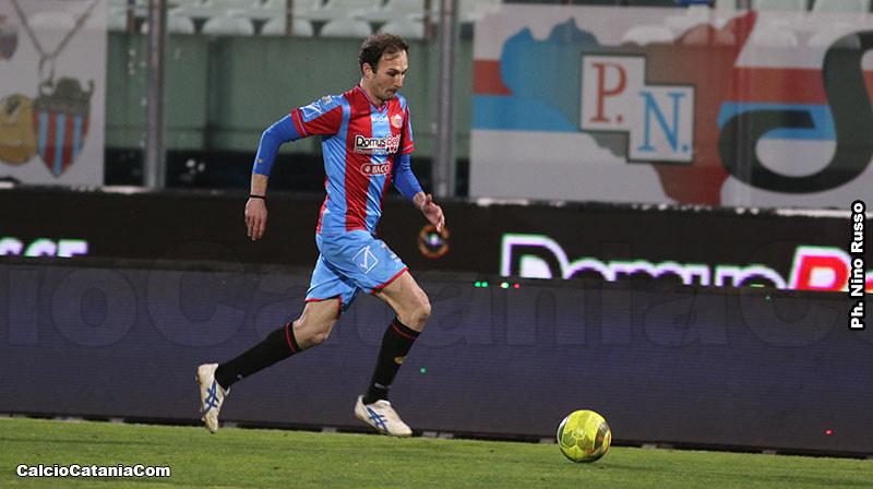 Giovanni Marchese, in campo dal primo minuto