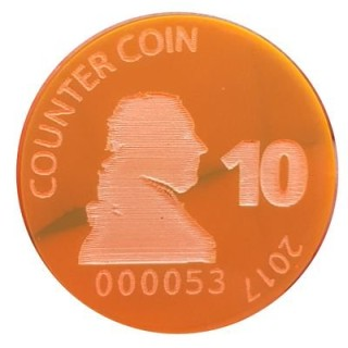 counter coin