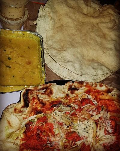 food Sticky BBQ chicken #FoodPics...