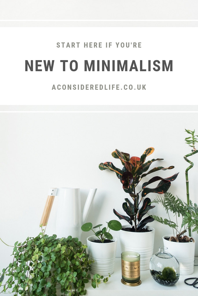 Tips For Beginner Minimalists