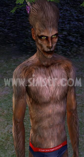 The Sims 2 Pets Wolfs Lycanthrope Kurtlar Kurt adam Olmak