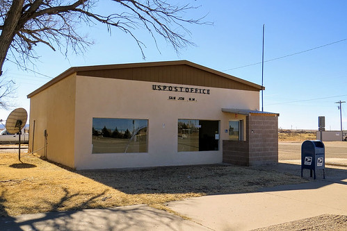 San Jon, NM post office | by PMCC Post Office Photos