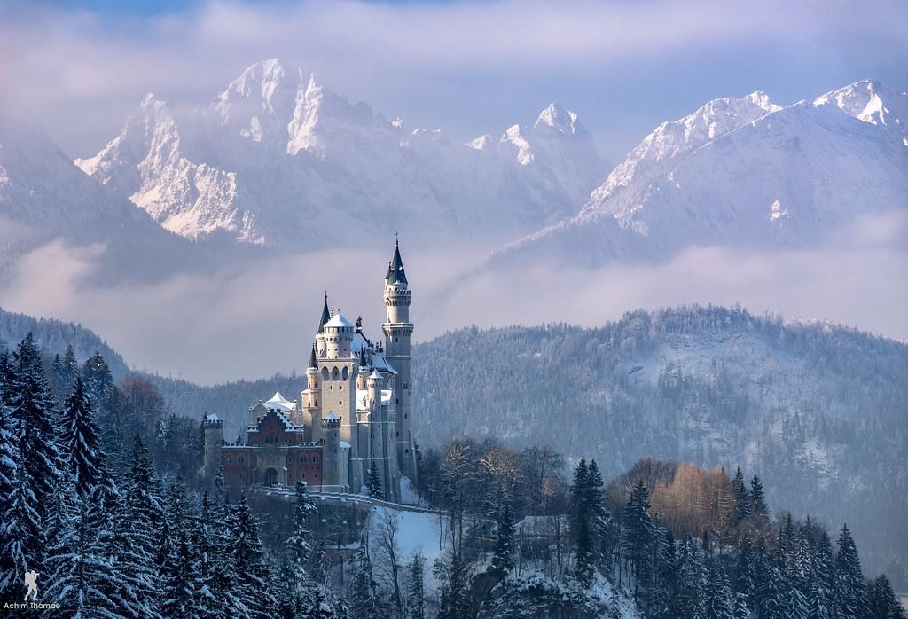 winter magic - bavaria