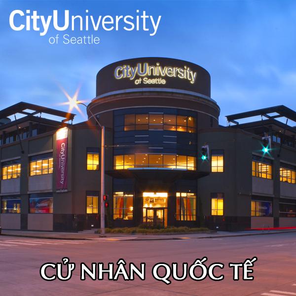 Cử nhân Quốc tế CityU