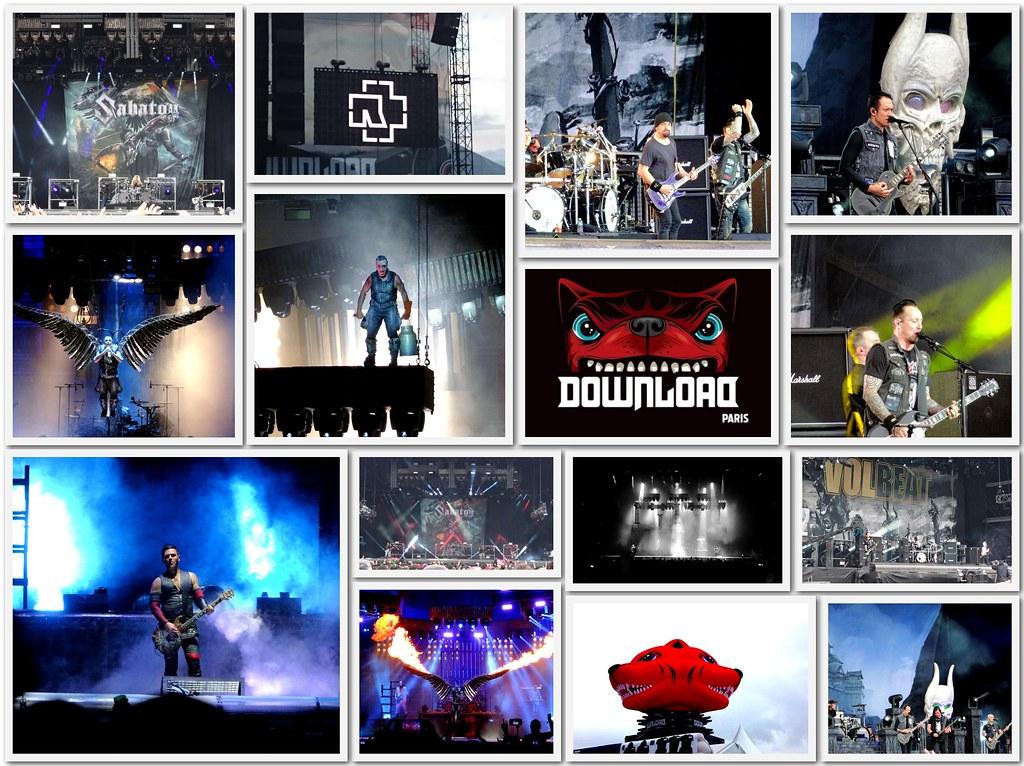 Download Festival 2016 | #trivium #sabaton #volbeat #rammste