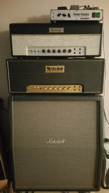 Electric guitarists, what amplifier do you use? Photos