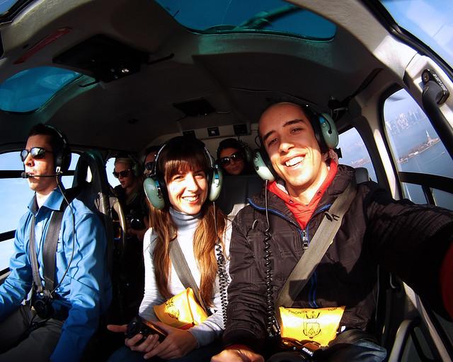 En helicóptero por Nueva York, de las excursiones imprescindibles que hacer en Nueva York