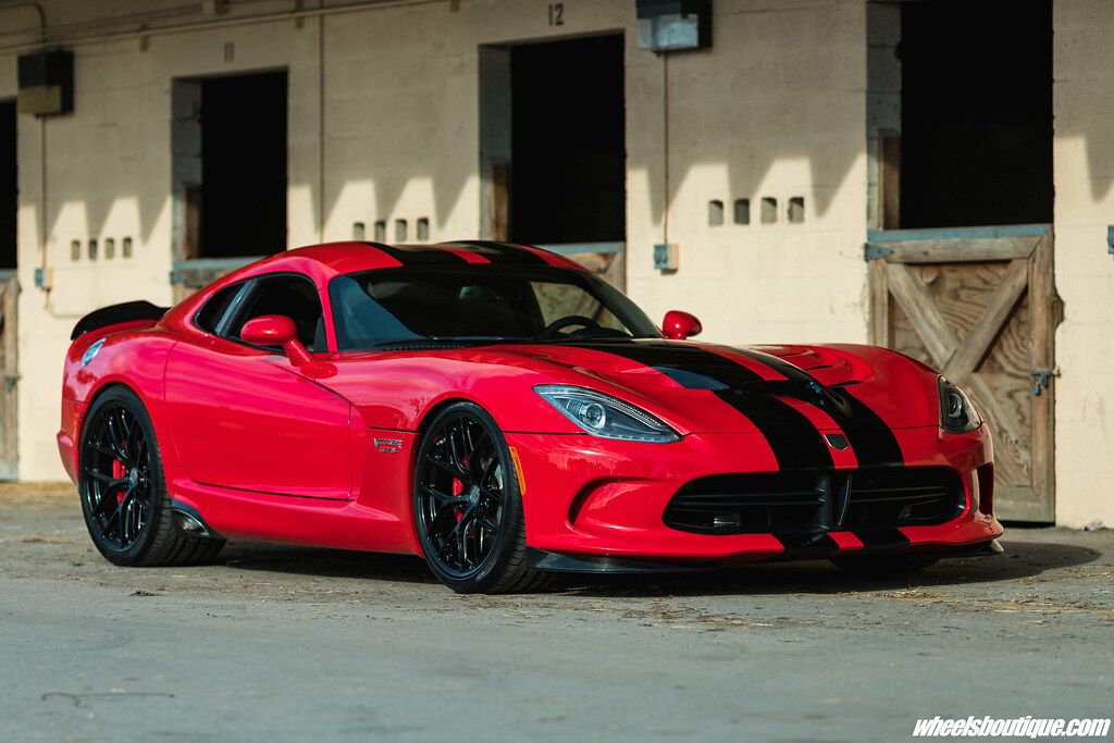 Hre Wheels Dodge Viper Gts With Our Latest R101