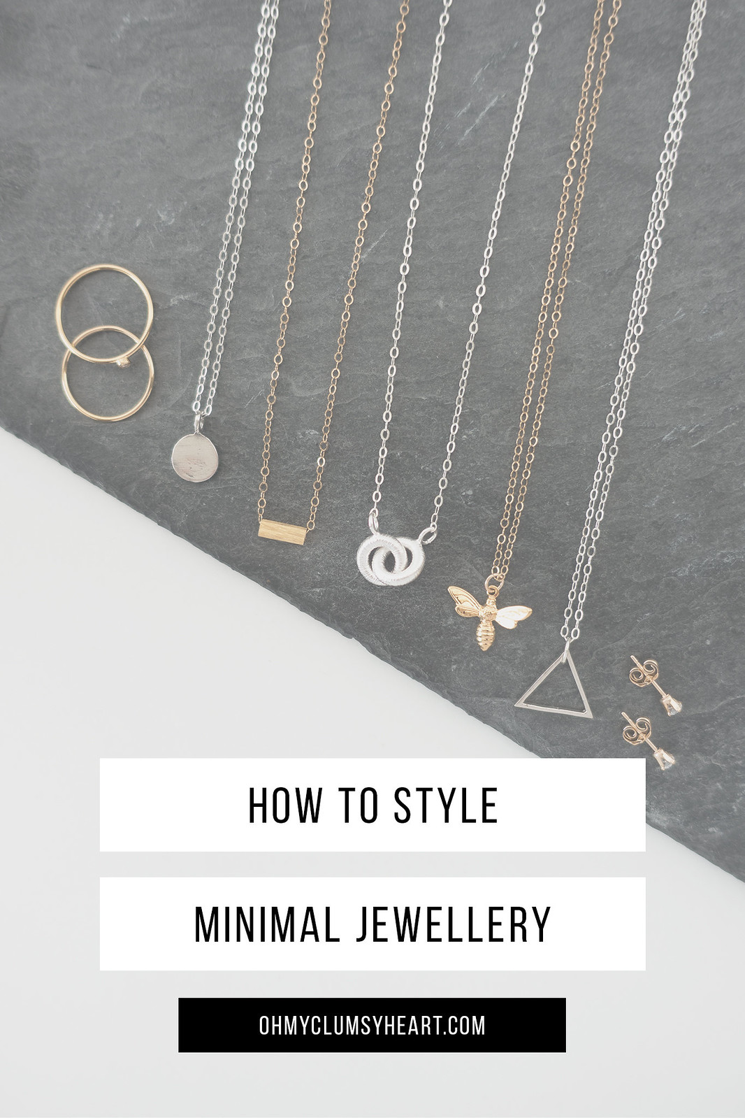 Styling Minimal Jewellery