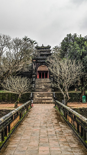 Hue - Tombs, Pagodas & abandoned water parks | by Crash Test Mike