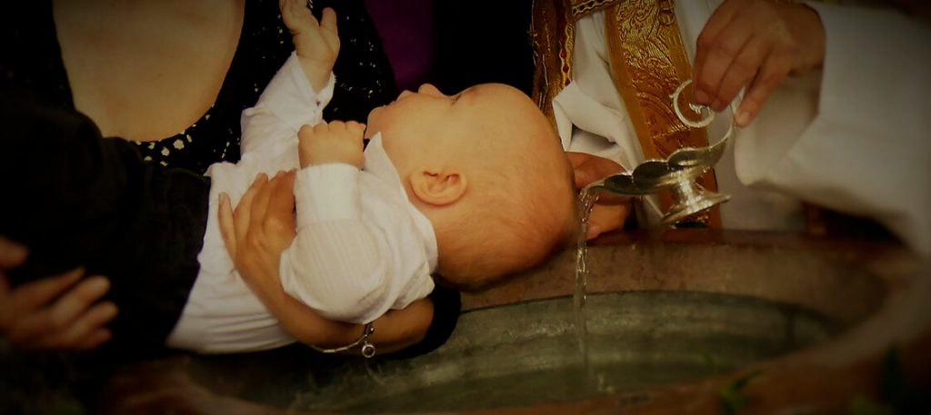 Oración por nuestro bautismo