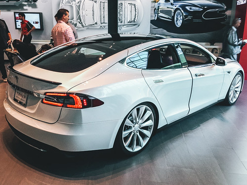 First Time Seeing a Tesla | by geremology