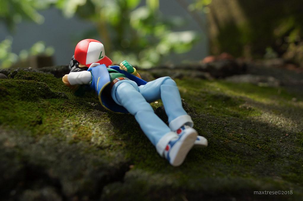 S. H. Figuarts Satoshi of Pokemon