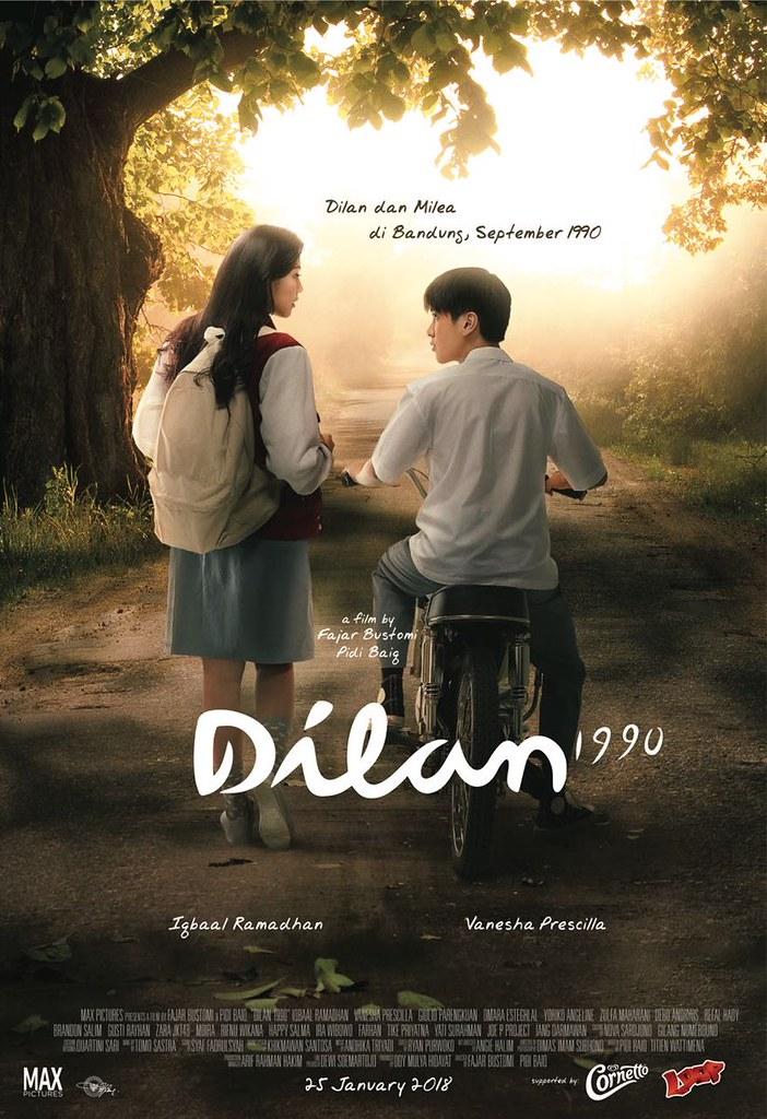 Dilan 1990 - Poster