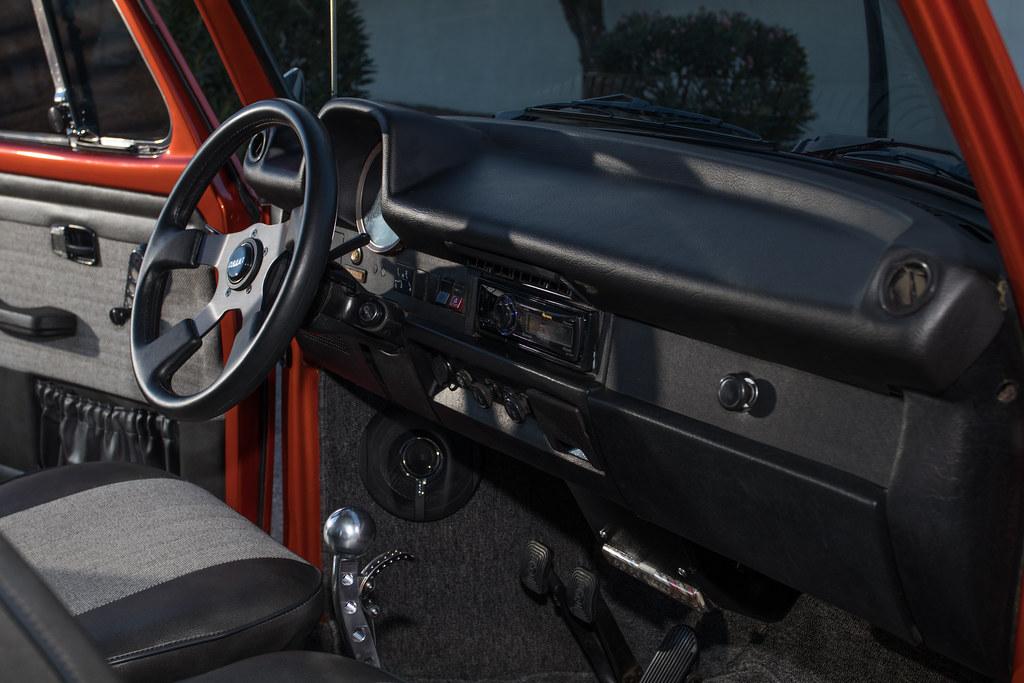 super beetle interior volkswagen super beetle chandler ar flickr