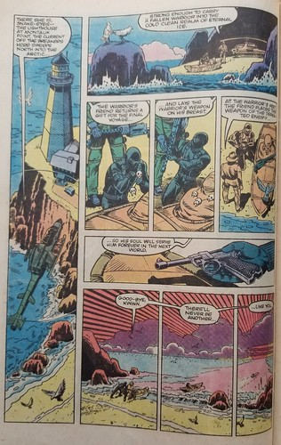 G.I.Joe Issue 22 R.I.P. Kwinn | by yorktownjoe