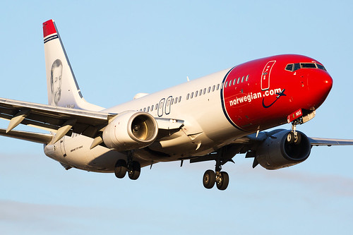 LN-NIG Boeing 737-8JP(WL) Norwegian Air Shuttle | by Andreas Eriksson - VstPic