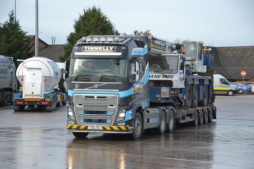 jts volvo fh   tinnelly demolition  lymm truck flickr