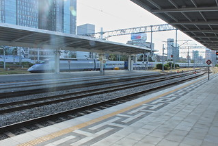 KTX train at Seoul train station | by Timon91