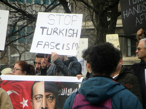 Stop Turkish Fascism | by edenpictures