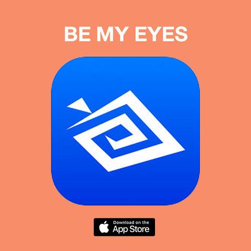 รูปภาพของแอปพลิเคชัน Be my eyes