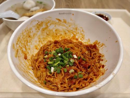 Toa Payoh Lorong 7 Teochew Fishball Noodles