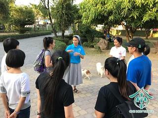 Mission Trip (Day 2): Gặp Con ở Dòng Don Bosco