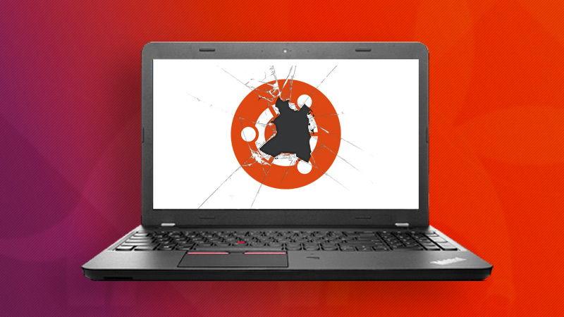 ubunu-lenovo-laptop-critical-issues