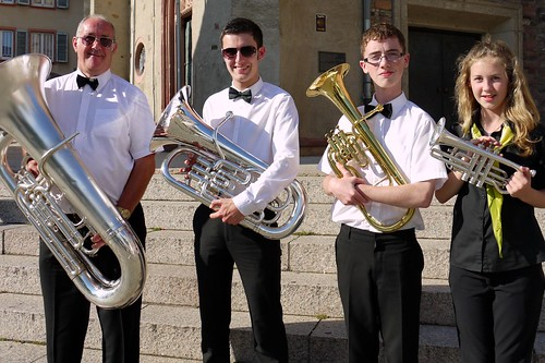 The Westley banding clan | by Wadhurst Brass Band