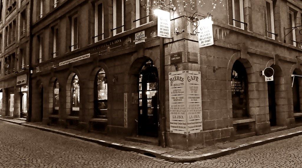 La Java 3 Rue Sainte Barbe Saint Malo