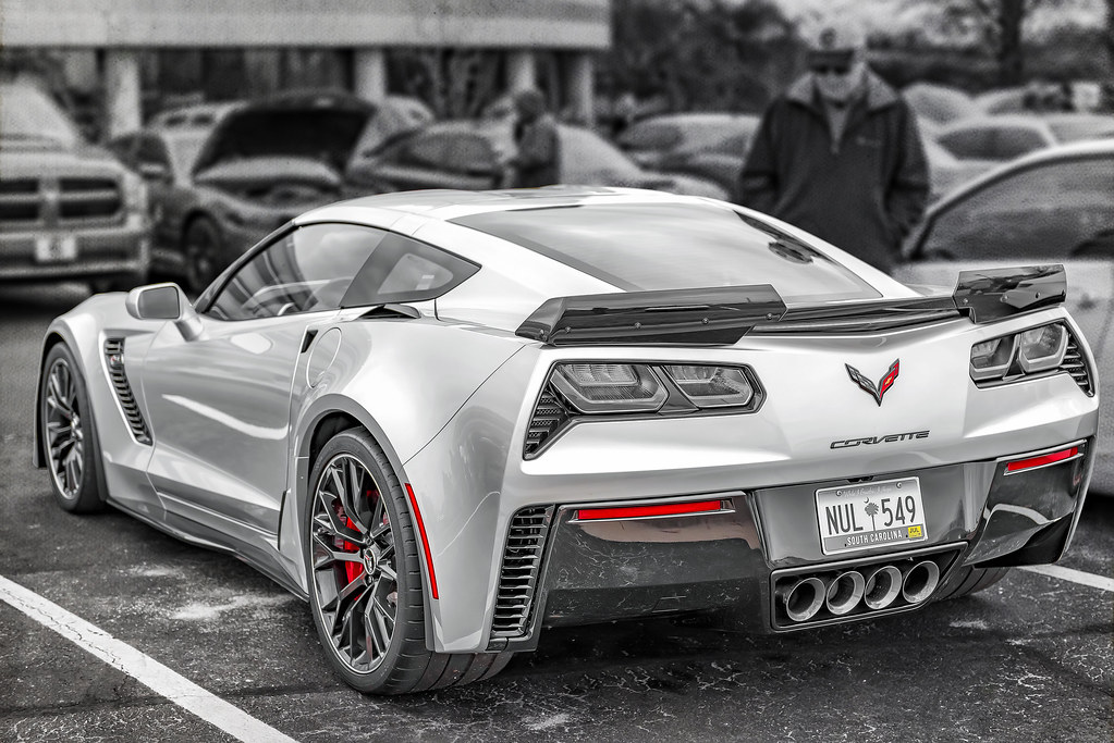 ... Corvette Backside (Cars U0026 Coffee Of The Upstate) | By Kᵉu207f Lᵃu207fᵉ