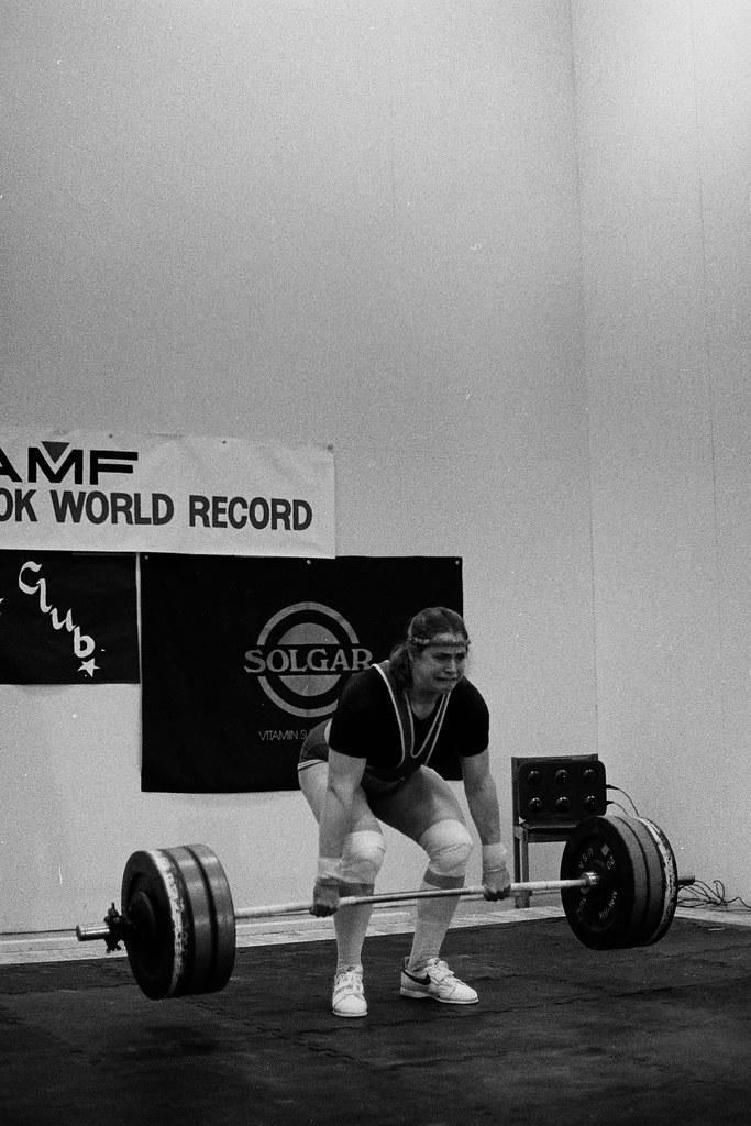 Karyn Marshall 287 lb Guinness world record (2) | Bruce
